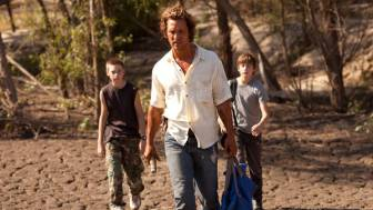 Mud (Matthew McConaughey) will get the girls in, but * and * are the real stars