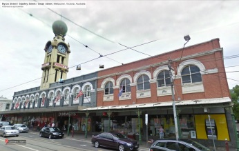 The good ol' days when Dimmeys on Swan St was the heart of Richmond