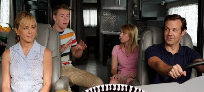 The Millers are a surprisingly loveable family.