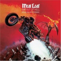 Long before he was disappointing Australian football audiences, Meat Loaf was appearing in cult transvestite films and writing rock operas. His sophomore record Bat Out of Hell is the soundtrack to the musical you never saw. But it's not one of those camp musicals with cheesy chorus sing-a-longs; Bat Out of Hell is still at its heart a rock 'n' roll record - something confirmed by Meat Loaf's roaring vocals on the title track. Before he even opens his mouth though, this long-play opens with a two minute piano/guitar overture, setting the mood for an upbeat and energetic piece of theatre. Once the introduction is over, we don't change tracks for another eight minutes. But the lengthy tracks are hardly noticeable; each song doesn't just contain verses, choruses, and bridges, but movements, reprises, and dialogue.